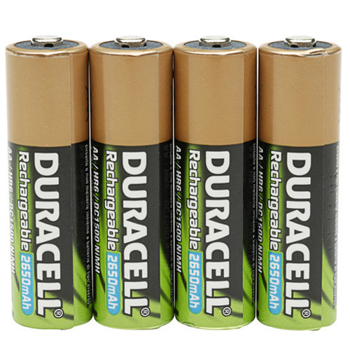 DURACELL BATTERIA PRECHARGED AAA 900MAH 1,2V RICARICABILI 4PZ BLISTER