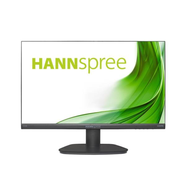 HANNSPREE MONITOR 23.8 WIDE FHD 1920X1080 16:9 250CD/M HS IPS 178/178 VGA HDMI DP CONT 1000:1 / 80M:1 SPEAKERS INTEGRATI 5MS VESA