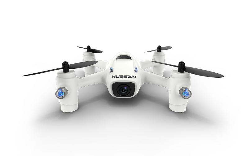 HUSBAN DRONE GIOCO HD 1280*720PX 7MIN VOLO RADIOCOMANDO INCLUSO GIROSCOPIO 6 ASSI SET ELICHE 4PZ