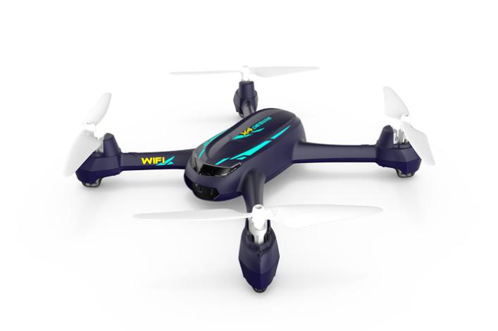 HUBSAN DRONE DUAL GPS FOLLOW ME MODE CAMERA 1080P FULL HD FUNZIONE VIDEO E FOTO