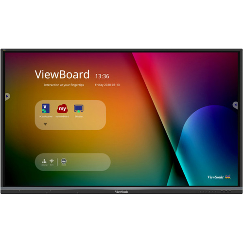 VIEWSONIC DISPLAY TOUCH INTERATTIVO 65