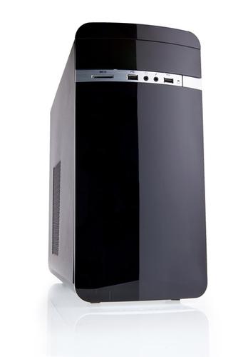 ITEK CASE OTTO ADVANCED MINI TOWER MATX, USB2, NO PSU, CARD READER - NEW CONCEPT DESIGN
