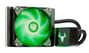 ITEK DISSIPATORE A LIQUIDO ICEBLACK 120 - RGB 120MM