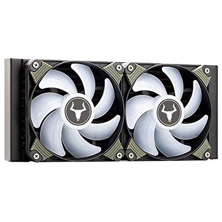 ITEK DISSIPATORE A LIQUIDO ICEBLACK 240 - RGB 2X120MM