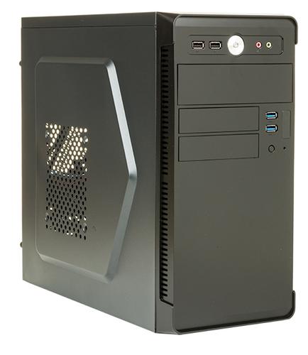 ITEK CASE RIVER MINI TOWER M-ATX 500W 2XUSB3.0 FULL BLACK