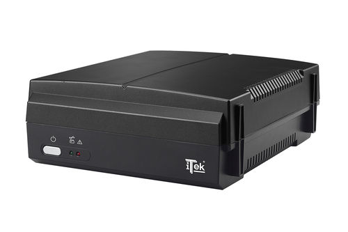 ITEK UPS GENPOWER 636 - 600VA/360W, STAND BY, LED, 2XSCHUKO, INTERRUTTORE