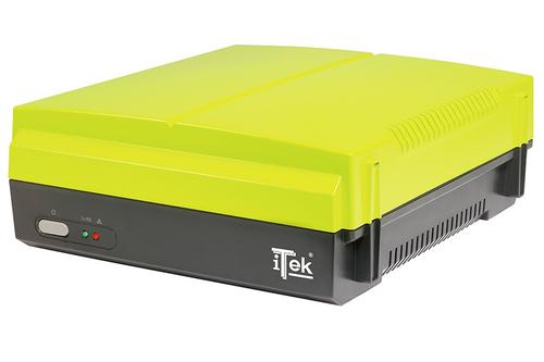 ITEK UPS GENPOWER 848 - 800VA/480W, STAND BY, LED, 2XSCHUKO, INTERRUTTORE