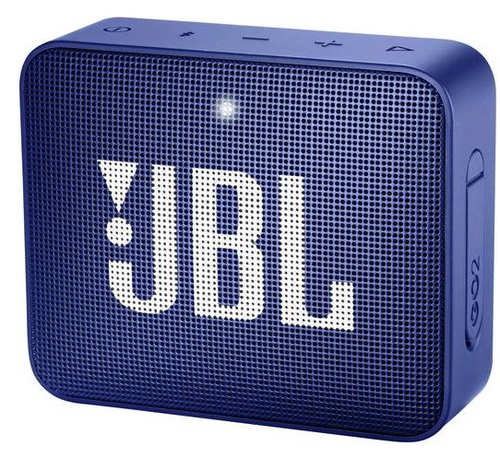 JBL SISTEMA AUDIO PORTATILE WIRELESS BLUETOOTH MICROFONO PER VIVAVOCE     AUTONOMIA DI 5 ORE,BATTERIA RICARICABILE INTEGRATA COLORE BLU