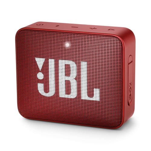 JBL SISTEMA AUDIO PORTATILE WIRELESS BLUETOOTH MICROFONO PER VIVAVOCE     AUTONOMIA DI 5 ORE,BATTERIA RICARICABILE INTEGRATA COLORE ROSSO