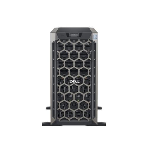 DELL T440/CHASSIS 8 X 3.5 HOTPLUG/XEON BRONZE 3106/8GB/1TB/CASTERS/ON-BOARDLOM DP/PERC H330+/IDRAC9 EXP/495W/3Y BASIC NBD