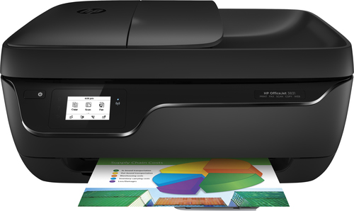 HP MULTIF. INK OJ 3831 A4 20PPM 4800X1200DPI USB/WIRELESS STAMPANTE SCANNER COPIATRICE