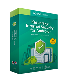 KASPERSKY INTERNET SECURITY FOR ANDROID BOX PACK 1YR 1USER