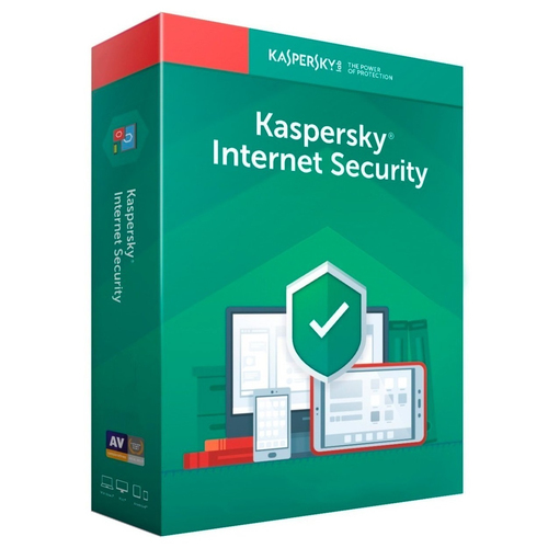KASPERSKY INTERNET SECURITY 2020 3 USER 1 YEAR PRO