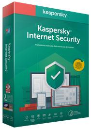 KASPERSKY INTERNET SECURITY 2020 5 USER 1 YEAR