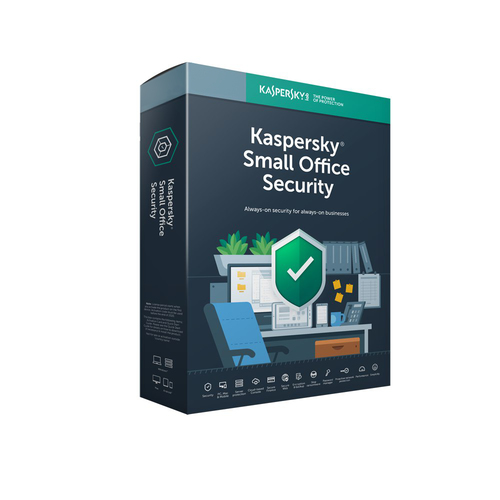KASPERSKY SMALL OFFICE SECURITY 5USER 1Y RINNOVO