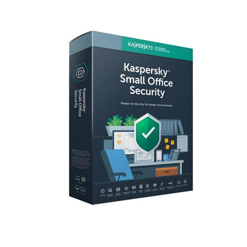 KASPERSKY SMALL OFFICE 10DEVICE 1FILE SERVER VERSIONE 8