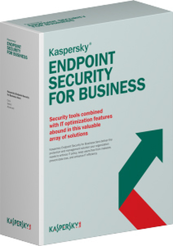 KASPERSKY ENDPOINT SECURITY FOR BUSINESS - SELECT LICENSE BAND E: 5-9 RENEWAL 1 YEAR