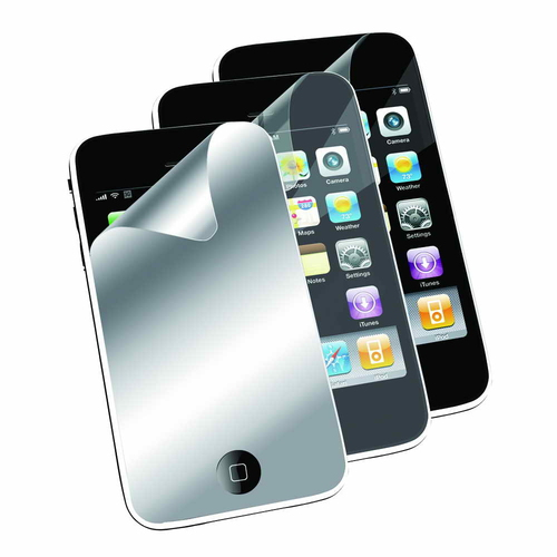 KONNET STYLE SHIELD PACK PET FILM PELLICOLE PER IPHONE KN-6204