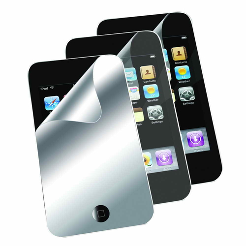 KONNET ESSENTIAL PACK 3XPELLICOLA PER IPHONE2G KN-6207