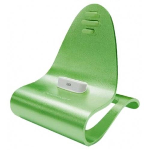 KONNET ICRADO STAND IPHONE/IPOD USB GREEN KN-8240