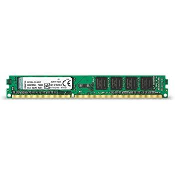 KINGSTON RAM DIMM 4GB DDR3 1600MHZ CL11 NON ECC