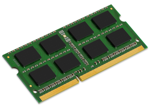 KINGSTON RAM SODIMM 4GB DDR3 1600MHZ CL11 NON ECC