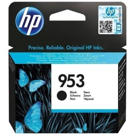 HP CART. INK NERO N.953 PER OJ PRO 8210/8710/8715/8720/8725/8730/8740