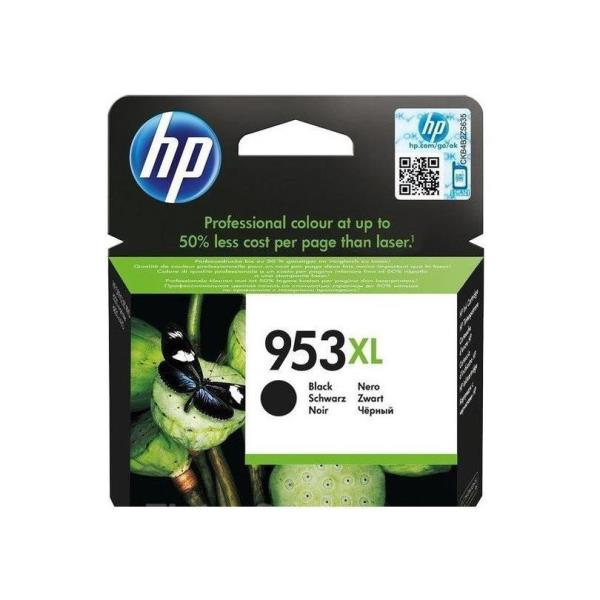 HP CART. INK NERO 953XL PER OJ PRO 8210/8740/8730