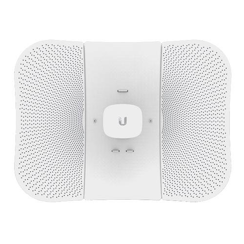 UBIQUITI ACCESS POINT LITEBEAM AC, VELOCITA MAX 450 Mbit/s, GUADAGNO ANTENNA 23 dBi