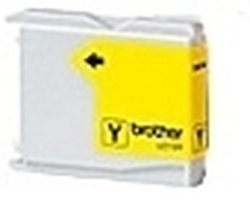 BROTHER CART INK GIALLO PER LC1000/970/DCP130/330/540CN/560