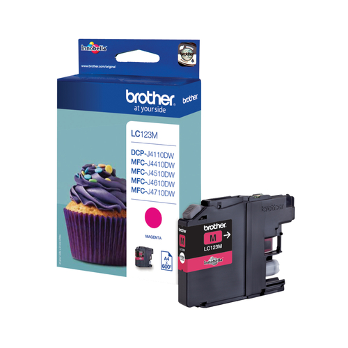 BROTHER CART. INK MAGENTA PER MFC-J4410/J4510/J4610/J4710