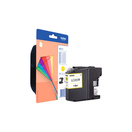 BROTHER CART INK GIALLO 550 PAG PER MFC-J4620DW/J5320DW/J5620DW/J5720DW