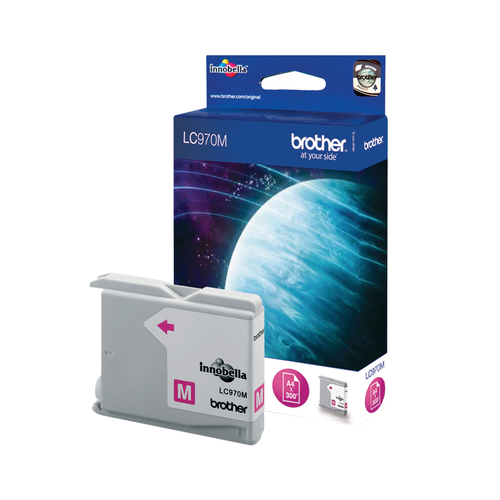 BROTHER CARTUCCIA INK-JET MAGENTA DA 300 PAGINE PER DCP135