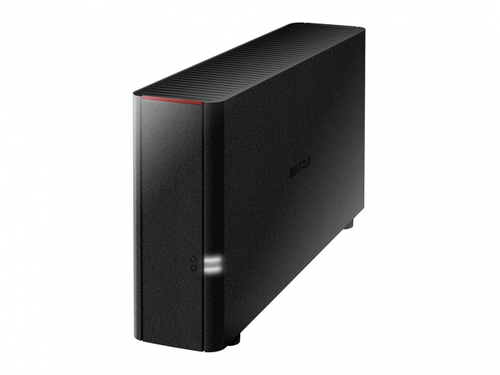 BUFFALO TECHNOLOGY LINKSTATION 210 4TB NAS 1X 4TB HDD 1X GIGABIT