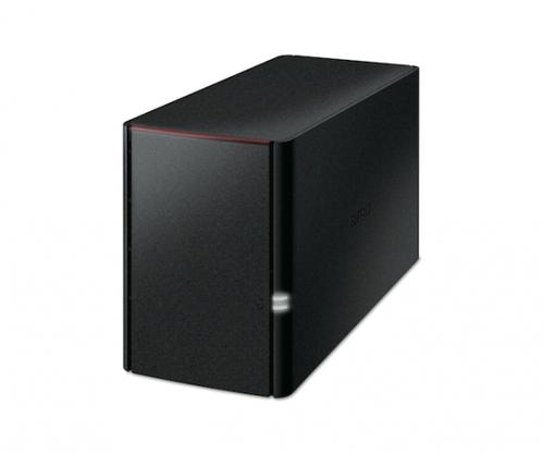BUFFALO NAS LINKSTATION 220 NAS 2TB 2BAY 2X1TB 1XGB ETH RAID