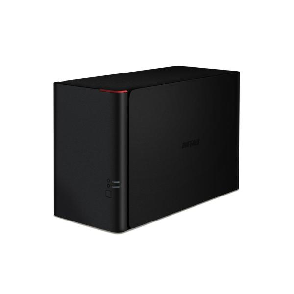 BUFFALO NAS LINKSTATION 520 4TB 2X2TB 1XGIGABIT RAID 0 1
