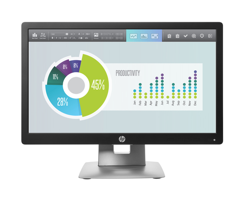 HP MONITOR ELITE DISPLAY E202 20 IPS LED 16:9 1600X900