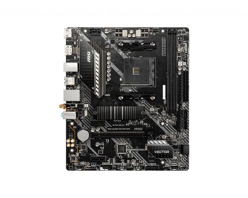 MSI MB AMD MAG A520M VECTOR WIFI AM4 2DDR4 1PCI-Ex16, 1M2,4SATA3,6USB3