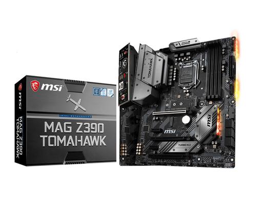 MSI MB MAG Z390 TOMAHAWK ATX LGA1151 64GB DDR4 ARSENAL GAMING