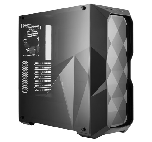 COOLER MASTER CASE MASTERBOX TD500L MID TOWER ATX 2XUSB3.0 7XBAY EXPANSION, SIDE PANEL WINDOW