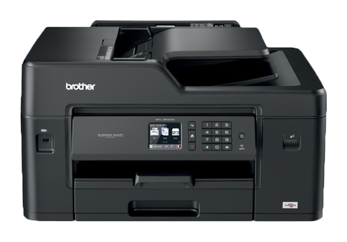 BROTHER MULTIF. INK MFCJ6530DW A3 35PPM FRONTE/RETRO USB/ETHERNET/WIRELESS STAMPANTE SCANNER COPIATRICE FAX