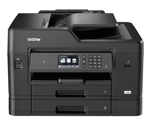 BROTHER MULTIF. INK MFCJ6930DW A3 35PPM 1200X4800 DPI FRONTE/RETRO ADF USB/ETHERNET/WIFI STAMPANTE SCANNER COPIATRICE FAX