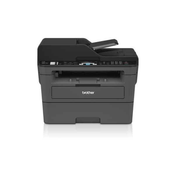 BROTHER MULTIF. LASER MFC-L2710DW B/N A4 30 PPM FRONTE/RETRO ADF 50FF USB/ETHERNET/WIRELESS STAMPANTE SCANNER COPIATRICE FAX