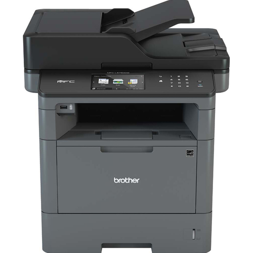 BROTHER MULTIF. LASER MFC-L5750DW A4 B/N 40PPM 1200DPI FRONTE/RETRO ADF USB/ETHERNET/WIRELESS STAMPANTE SCANNER COPIATRICE FAX