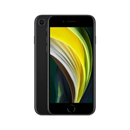 APPLE IPHONE SE 128GB BLACK 2020