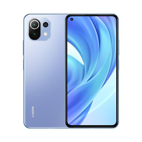 XIAOMI MI11 LITE 128GB 6GB 4G DUAL SIM BLUE
