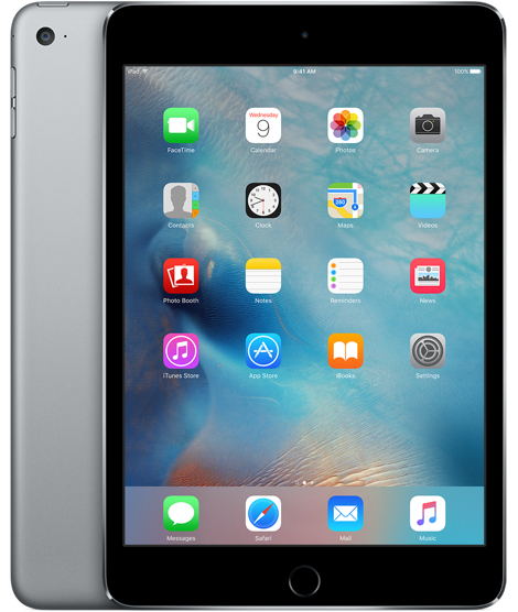 APPLE IPAD MINI 4 WI-FI CELL 64GB SPACE GRAY 0888462375320 MK722TY/A 14_MK722TY/A