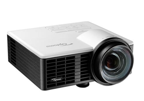 OPTOMA VIDEOPROIETTORE ML750ST PORTATILE LED 800LUMENS DLP WXGA CONTR 20000:1 INCLUSA BORSA