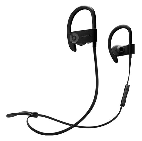 BEATS CUFFIE POWER BEATS 3 WIRELESS BLACK A1747