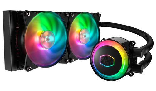 COOLER MASTER DISSIPATORE A LIQUIDO ML240R RGB